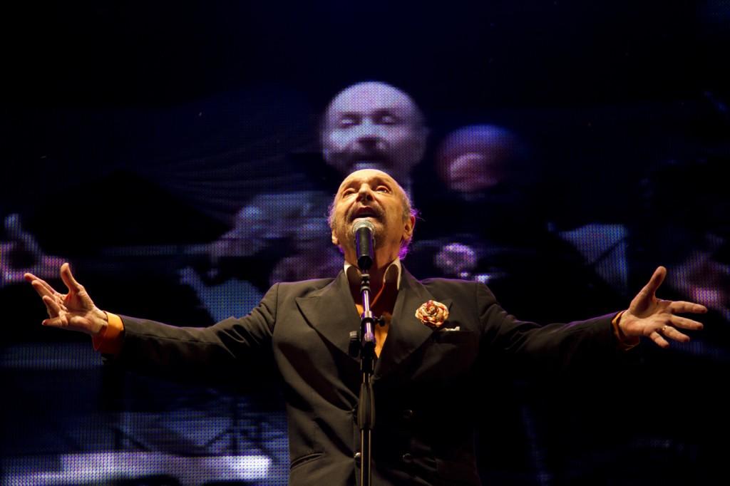 O compositor Horacio Ferrer (Foto: Divulgação)