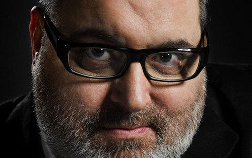O jornalista Jorge Lanata, que lança livro no Brasil