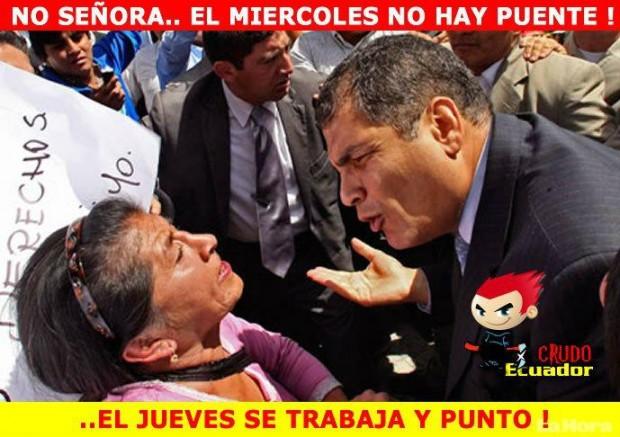 Um dos memes  que irritaram Correa (Foto: Reprodução)