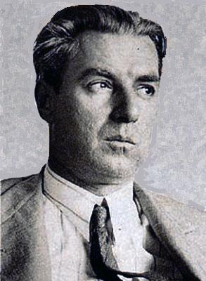 O escritor argentina Roberto Arlt