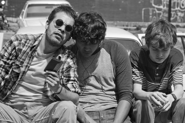 """Cena do filme mexicano """"Güeros"""" (Foto: Divulgação)"""
