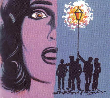 """O cartaz do """"La Patota"""" original, de 1960 (Foto Reprodução)"""