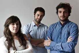 Os autores Alejandra Inzunza, José Luis Pardo e Pablo Ferri (Foto: Divulgação)