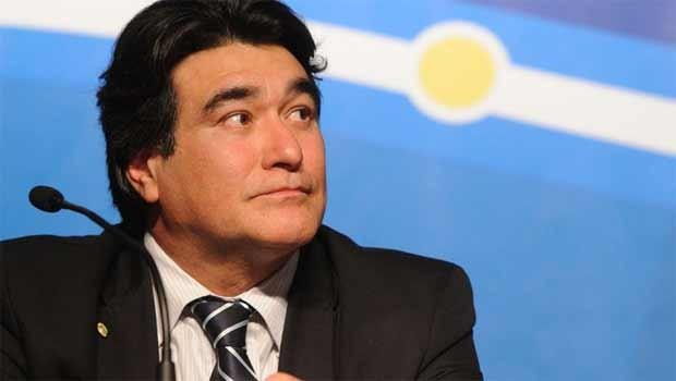 O secretário Carlos Zaninni, agora candidato a vice-presidente