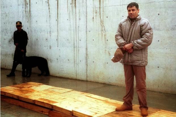 """O chefe do tráfico mexicano Joaquín """"Chapo"""" Guzmán (Foto: AP)"""