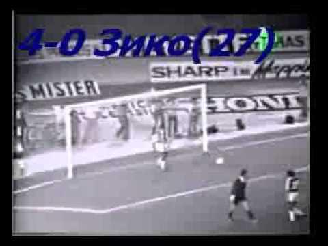 Brasil 8 x 0 Bolívia, em 1977, procura-se um ingresso