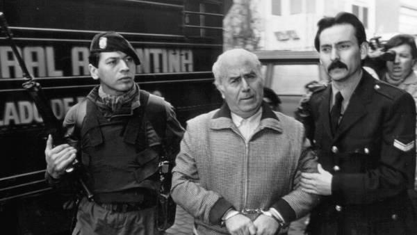 O líder dos Puccio, preso em Buenos Aires (Foto Clarín)