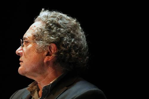 O escritor argentino Ricardo Piglia (Foto El Universal)