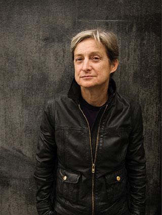 A filósofa Judith Butler (Foto Divulgação)