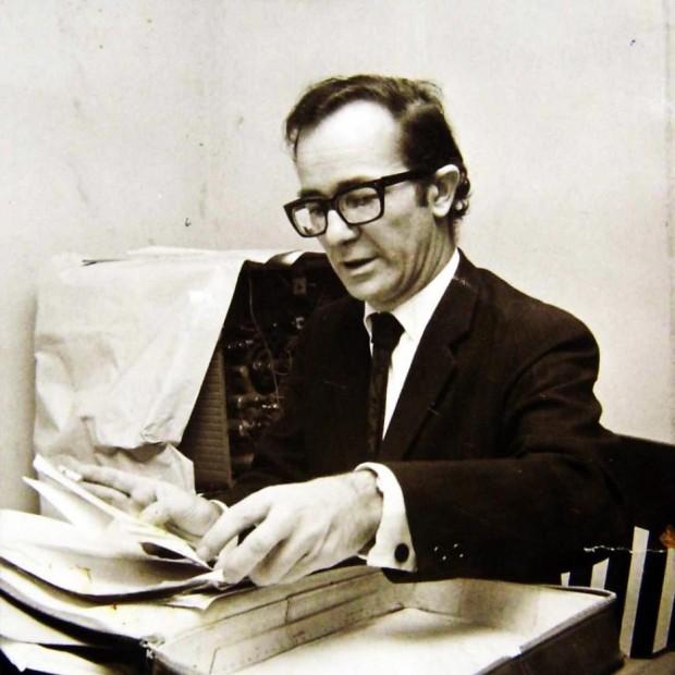 O escritor argentino Rodolfo Walsh (Foto Arquivo)