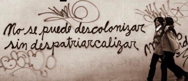 Grupos feministas pedem leis de proteção na Bolívia (Foto Mujeres Creando)