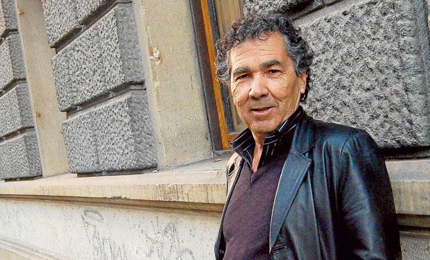 O escritor chileno Hernán Rivera Letelier (Foto Divulgação)