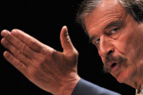 O ex-presidente mexicano, Vicente Fox (2010-16), Foto El Universal