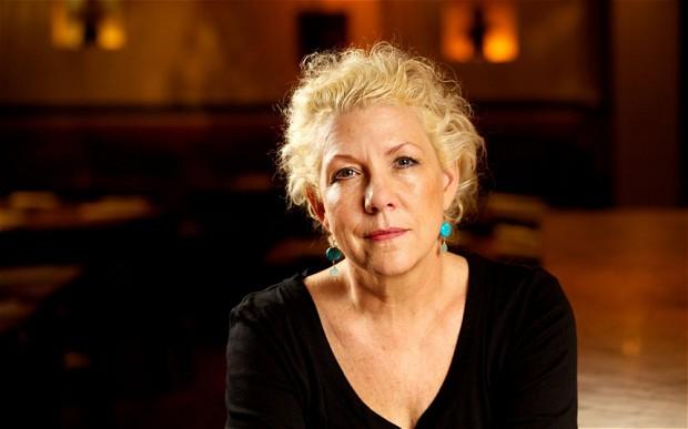A escritora mexicana-americana Jennifer Clement (Foto Divulgação)
