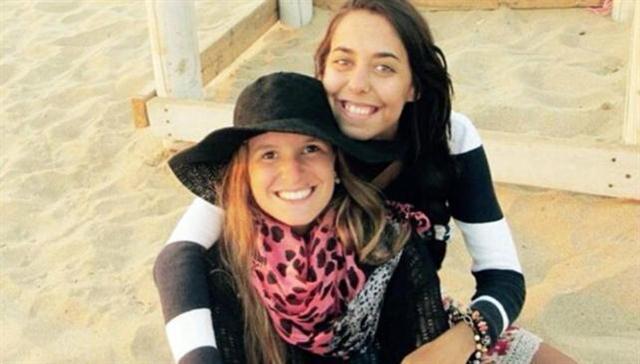 As jovens argentinas desaparecidas no Equador (Foto La Nación)