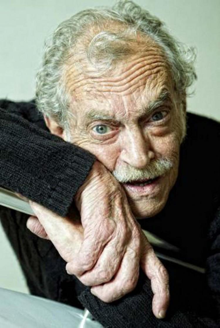 O escritor argentino Rodolfo Fogwill (Foto Divulgação)
