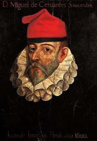 Um Cervantes catalão? (Foto Divulgação)