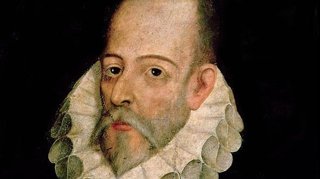O retrato de Cervantes realizado por Juan de Jaurégui (Foto Divulgação)