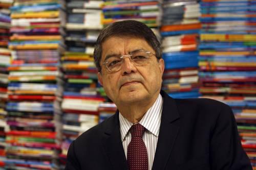 O escritor nicaraguense Sergio Ramírez (Foto Reuters)