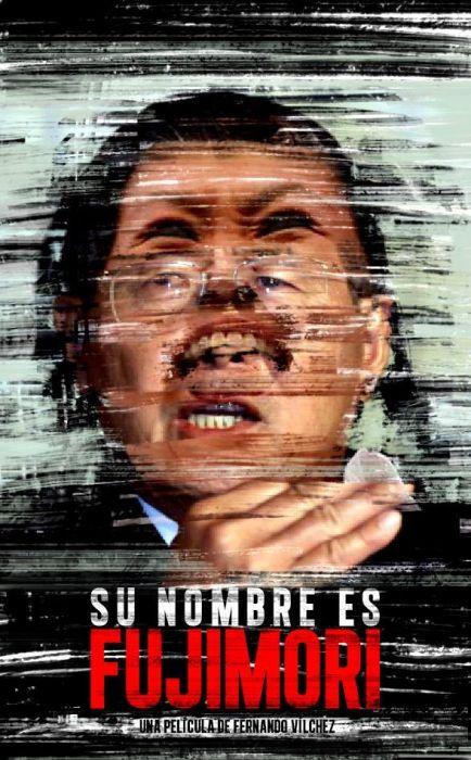 """Cartaz do filme """"Su Nombre es Fujimori"""", disponível nas redes (Foto Divulgação)"""
