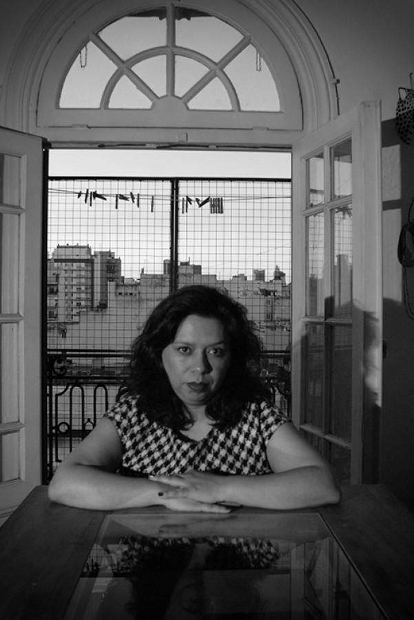 A jornalista mexicana Cecilia González (Foto Divulgação)
