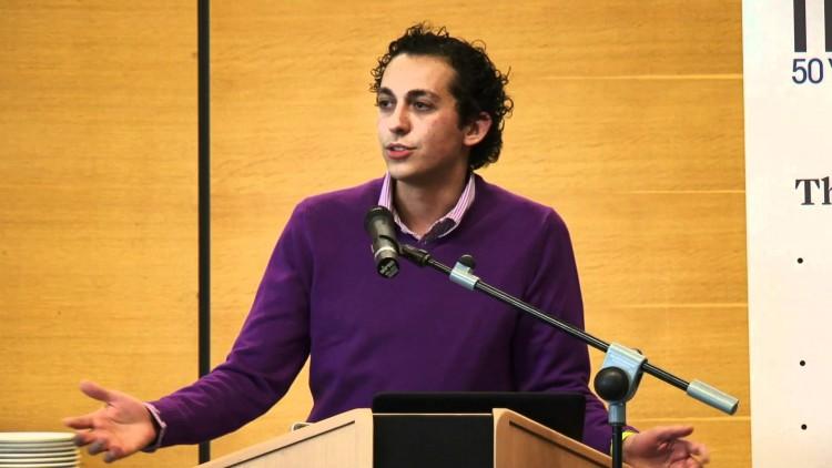 O fundador da ONG  Espolea, Aram Barra, especialista em políticas contra as drogas (Foto Divulgação)