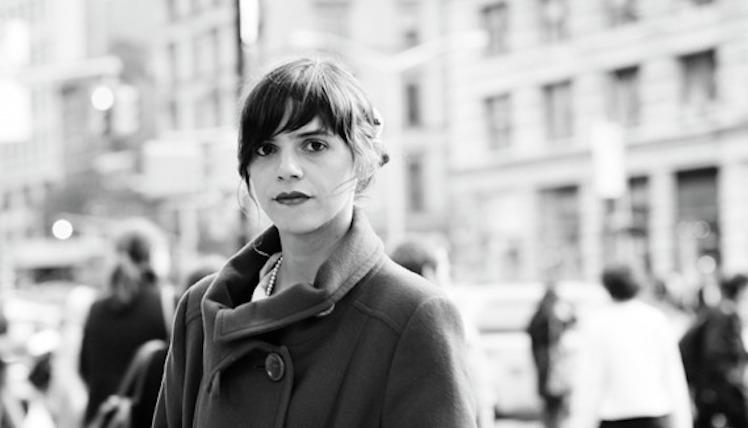 A escritora mexicana Valeria Luiselli, que vive em Nova York (Foto Divulgação)