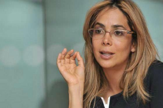 A ministra da educação colombiana, Gina Parody (Foto El Espectador)