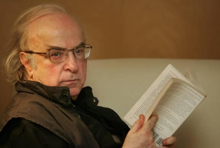 O escritor romeno Norman Manea, premiado no México (Foto El País)