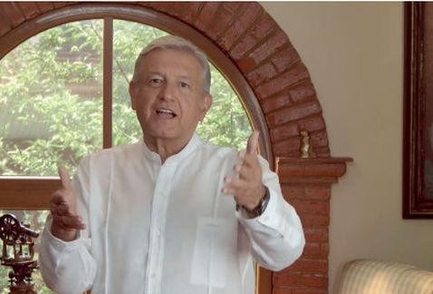 Cena do novo spot publicitário de Antonio Manuel Lopez Obrador (Foto Reprodução)
