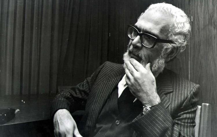 O escritor argentino, Antonio Di Benedetto (Foto Divulgação)