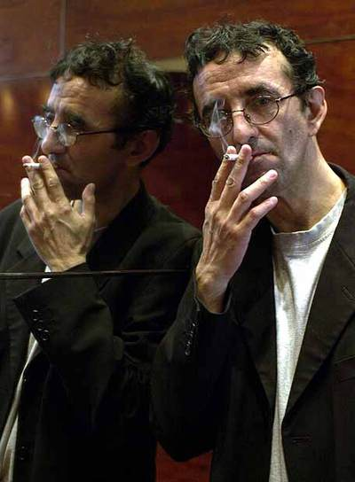 O escritor chileno Roberto Bolaño (Foto El País)
