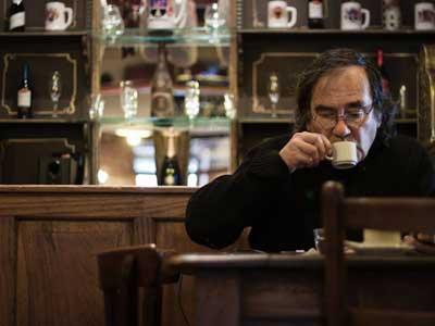 O diretor de cinema argentino Eliseo Subiela, morto nesta semana (Foto Divulgação)
