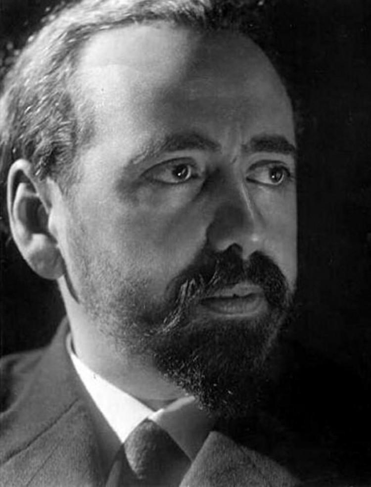 O escritor argentino Oliverio Girondo (Foto Divulgação)