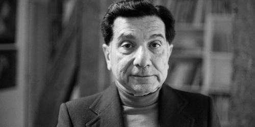O escritor paraguaio Augusto Roa Bastos (Foto Divulgação)